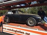 Aston Martin DB 2/4 MK III 1275 S Barn Finds To Be Restored by DD Classics.