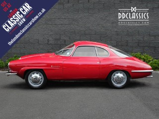 Alfa Romeo Giulia 1963 For Sale 3
