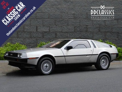 Delorean DMC-12 1981 For Sale 1