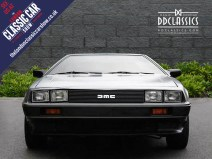 Delorean DMC-12 1981 For Sale 5