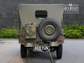 Ford Military Jeep 1945 5