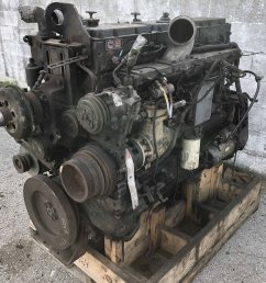 reconditioned cummins n14 celect engine  [ 4032 x 3024 Pixel ]