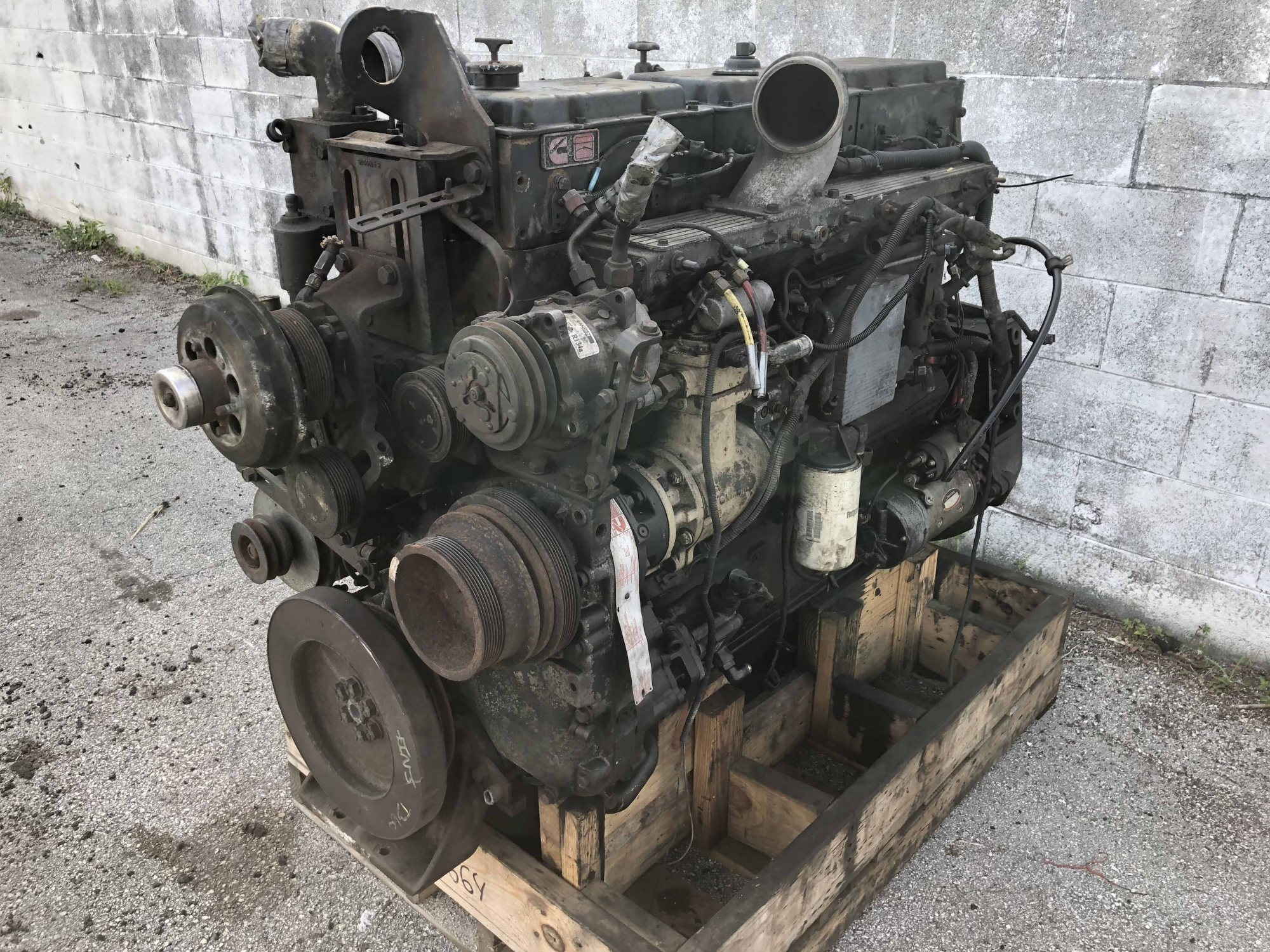 hight resolution of  reconditioned cummins n14 celect engine