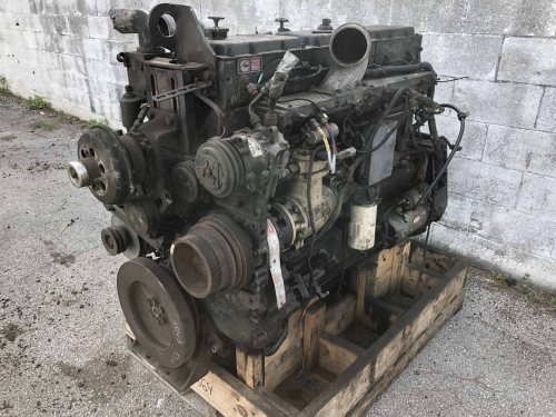 small resolution of  reconditioned cummins n14 celect engine