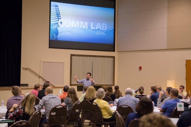 Comm Lab 2016