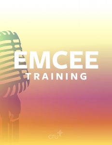 Emcee Training logo portrait
