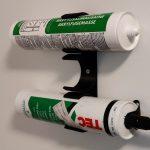 Veggfeste til standard 300/310ml silikon/fugemasse tuber