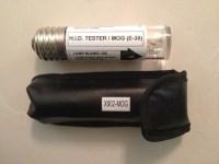 HID Light Fixture Tester  Mogul Base   DDE, Inc.