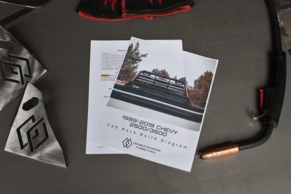 Chevy Blueprint Toolbox gusset