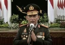 Listyo Sigit Prabowo Jabat Kapolri