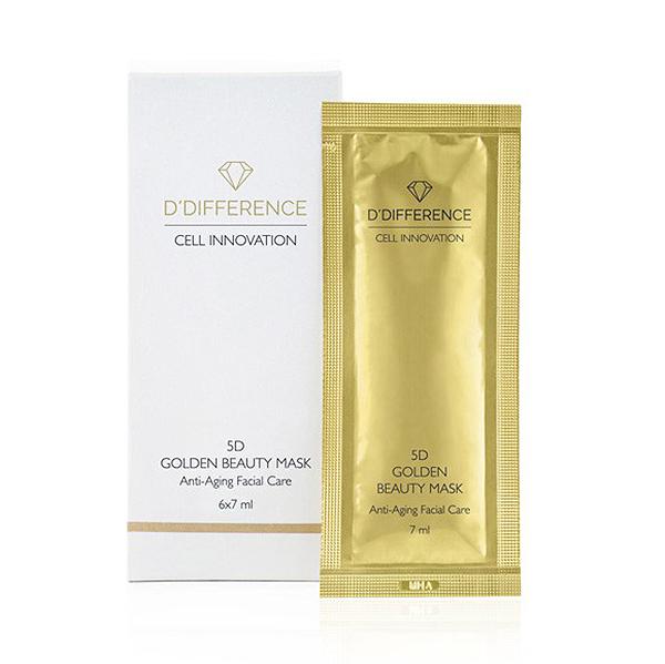 beauty, mask, face mask, bubble mask, foam mask, gold, golden, hyaluronic acid, firming, revitalizing, paraben free
