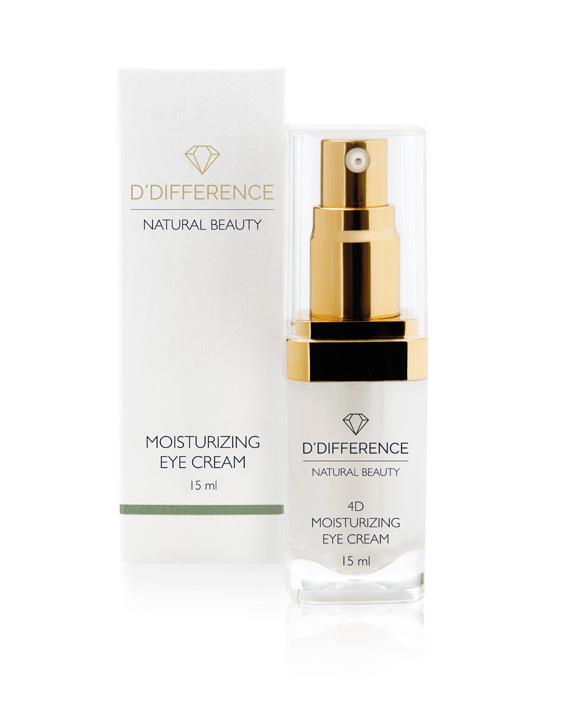 DDIFFERENCE Natural Beauty Eye Cream_15ml_w.box_web
