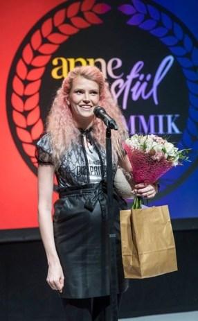 AnneStiil auhinnagaala 2017 Aasta naine