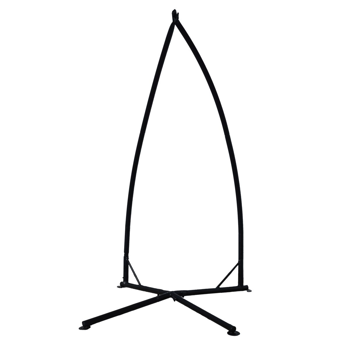 hanging chair with stand dubai white armless desk ddi retail