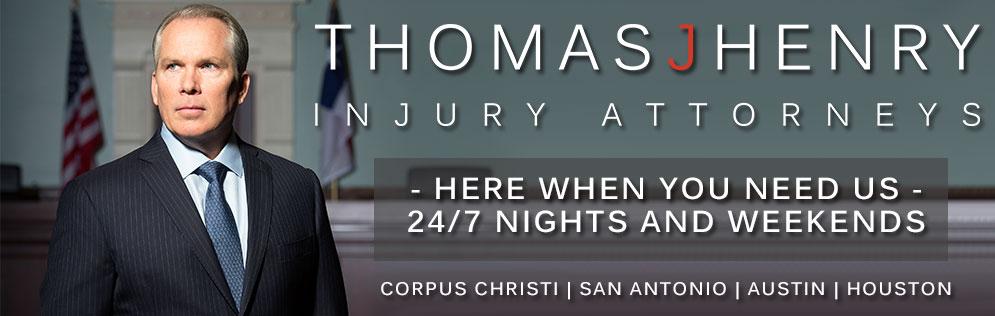 Thomas J Henry Injury Attorneys (corpus Christi