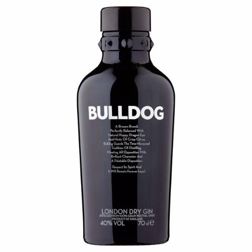 鬥牛犬倫敦琴酒 BULLDOG London Dry Gin – 50款世界頂級烈酒之一 | 一飲商店