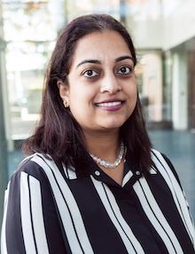 assistant Ratika Sood of Dhanu Dhaliwal Law Group