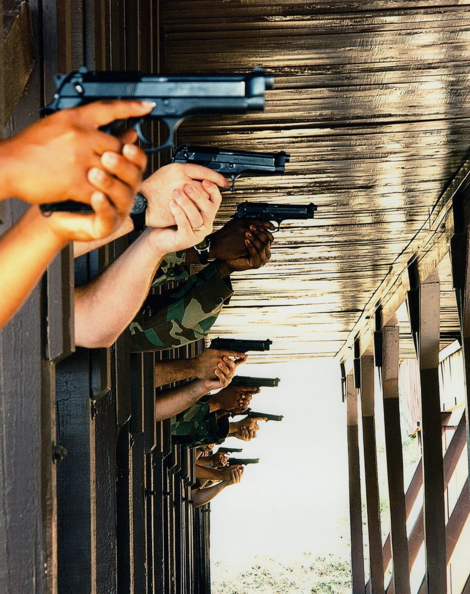 weapon and firearms laws in BC Dhanu Dhaliwal Law Group Criminal Defence Law