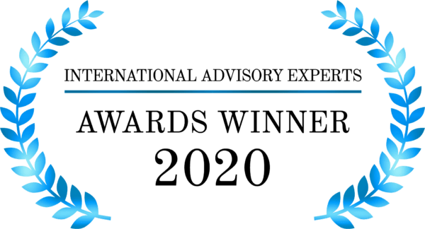 Dhanu Dhaliwal Law Group International Advisory Experts Awards Winner 2020 Logo