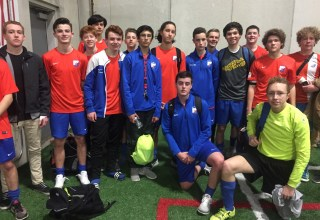 U17 & U15 Boys Open Indoor Season – Game Reports