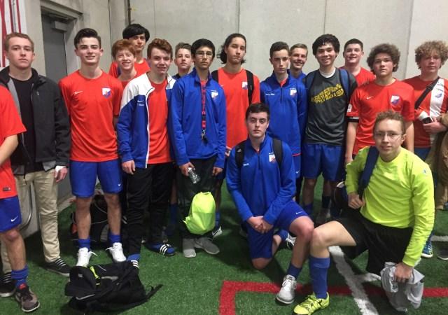 U17 & U15 Boys Open Indoor Season – Game Reports