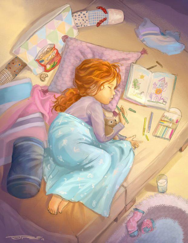 Sleeping Little