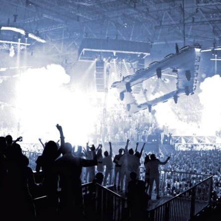 wereldwijde dance industrie