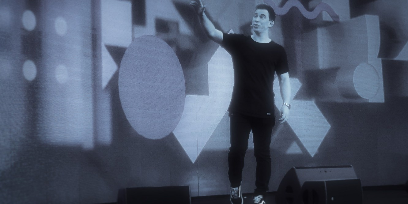 The Next Web - Hardwell