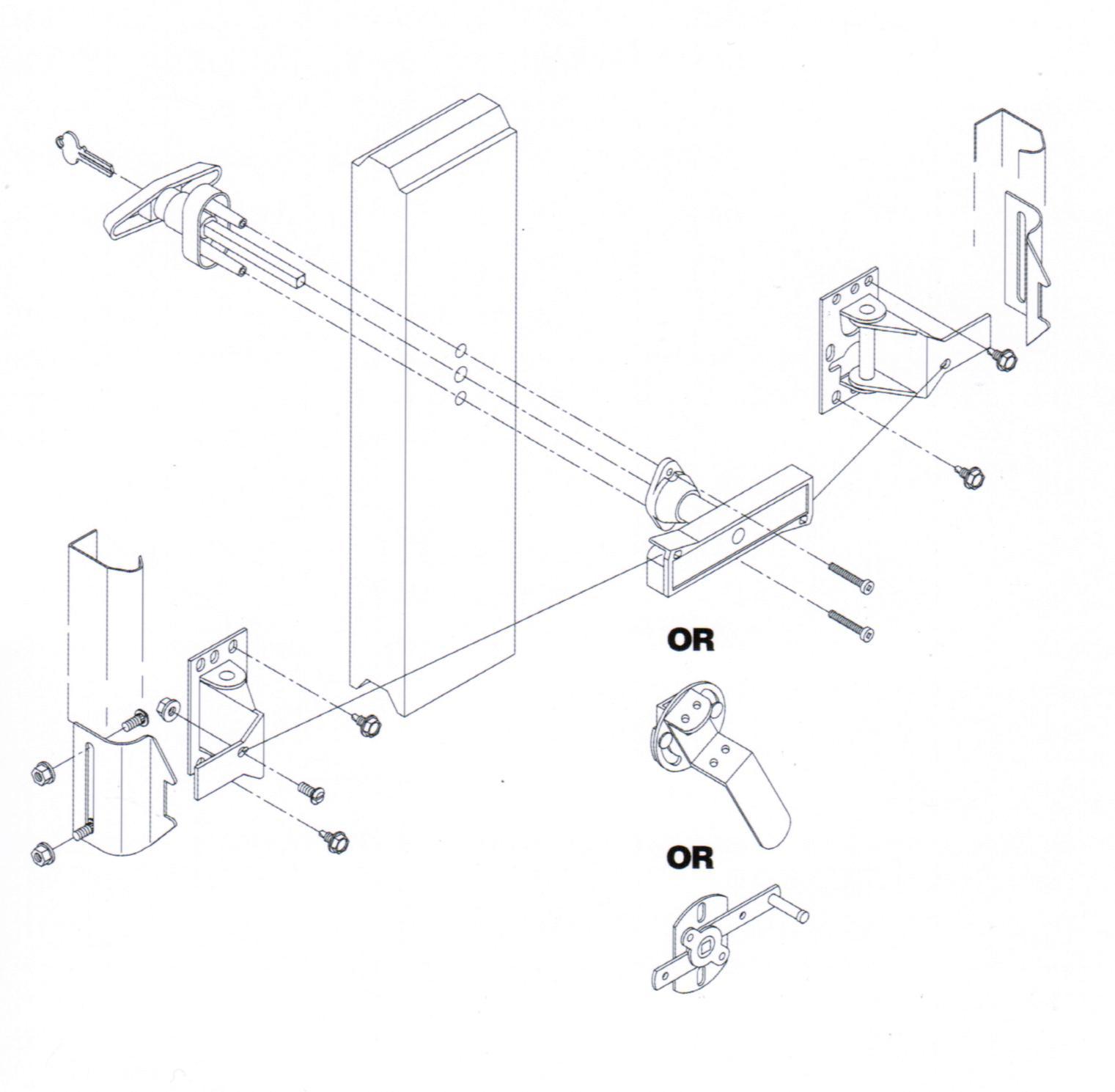 How To Install Garage Door Locks