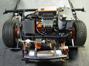 Electric Car Motors Made In The USA  DC EV Motors for