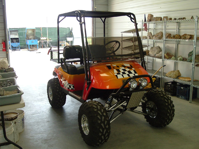 1999 Ezgo Electric Golf Cart Parts