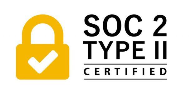 SOC 2 Type II Certification graphic