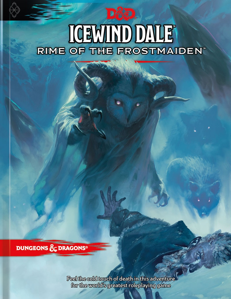 Dnd 5e Release : release, Icewind, Dale:, Frostmaiden, Players