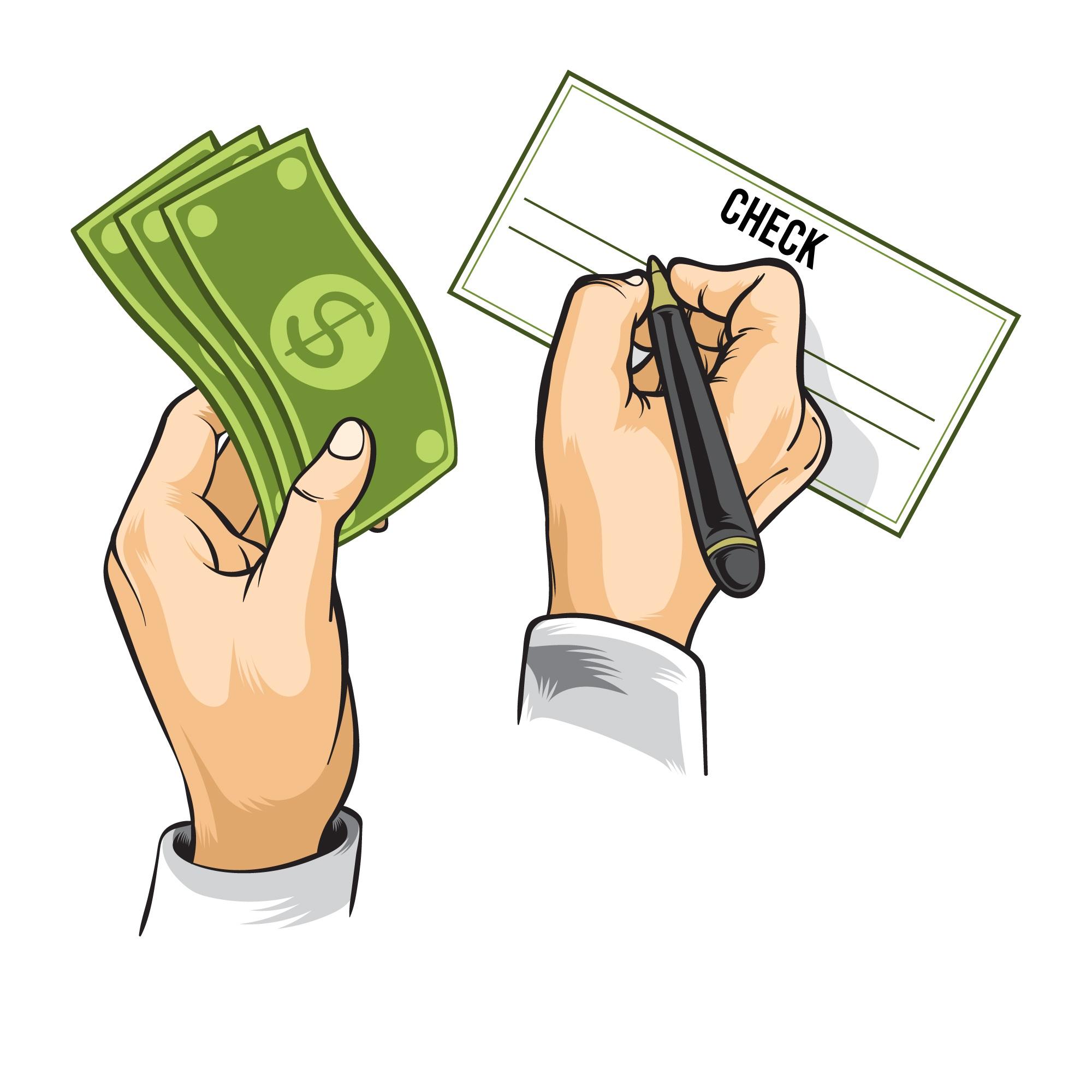 Check Cashing at a Pawn Shop