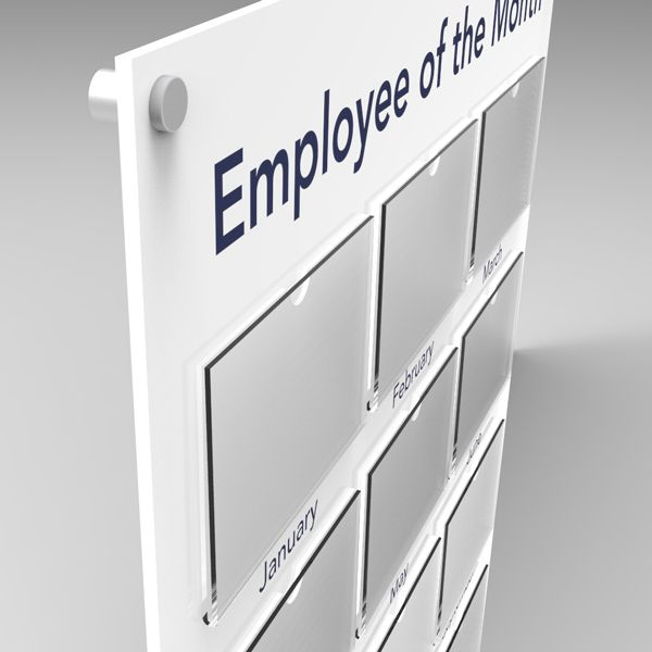 Employee Month Display