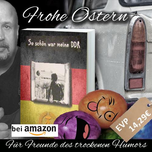 DDR Buch So schön war meine DDR Ostergeschenk