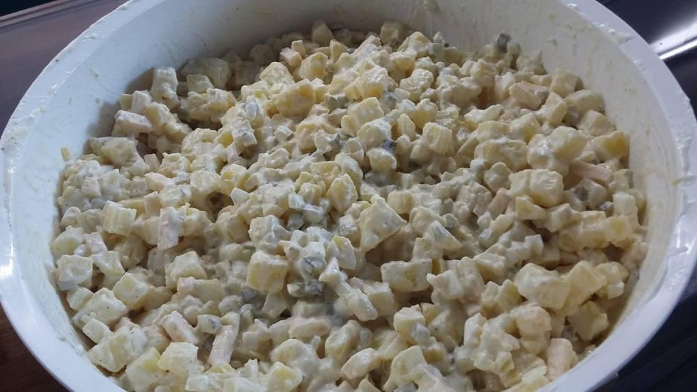 kartoffelsalat aus dem flaeming