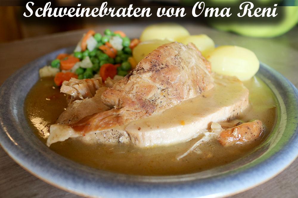 Rezept Schweinebraten Omas DDR Rezept