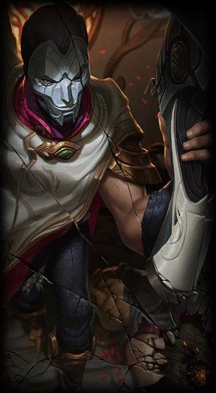 League Of Legends Champion List Jhin