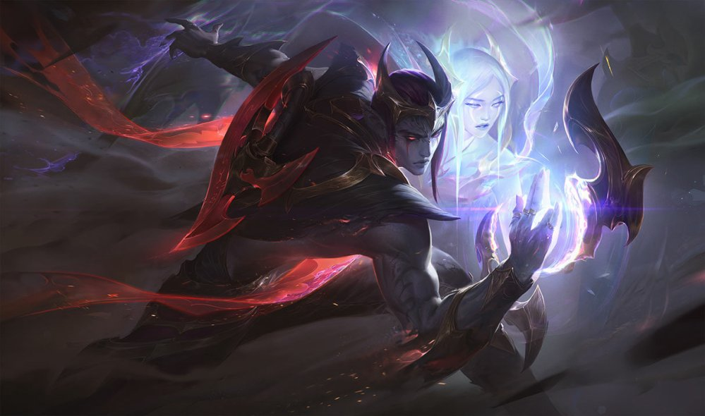 Aphelios, die Waffe der Lunari - League of Legends