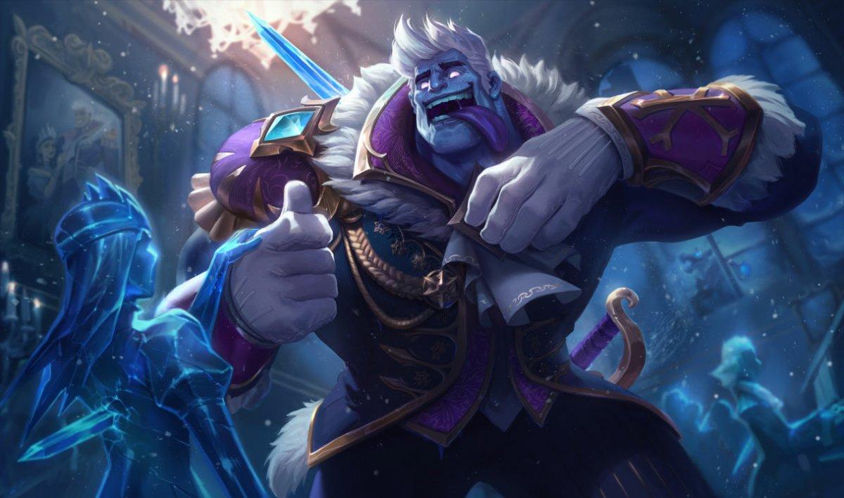 Dr. Mundo, o Louco de Zaun - League of Legends