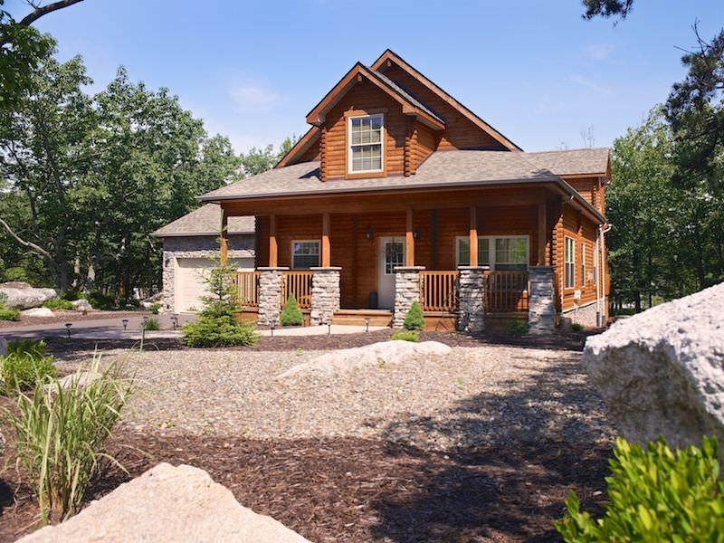 Photo of a Custom Home
