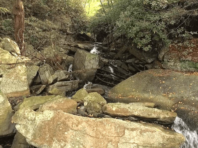 Photo of the Tomhicken Falls Nature Area