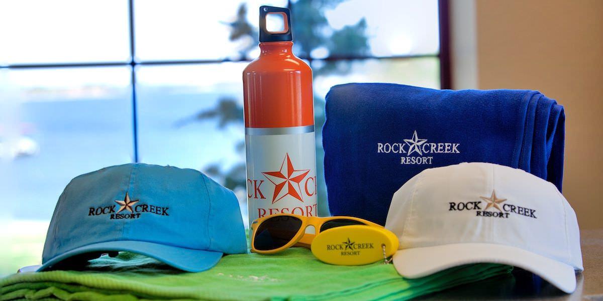 Photo of Rock Creek merchandise