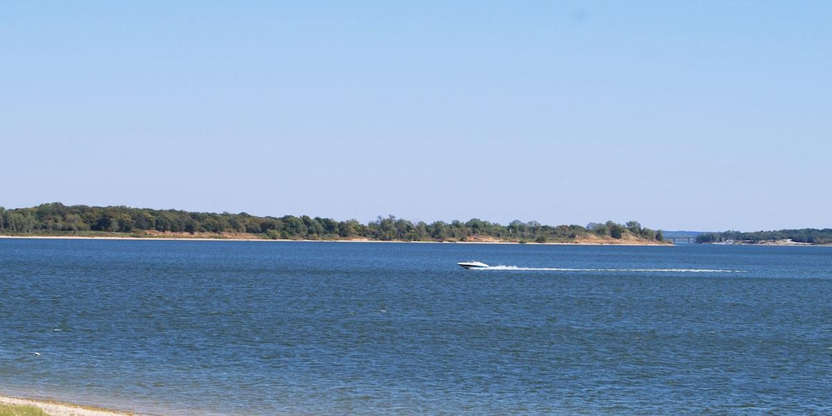 Photo of Lake Texoma