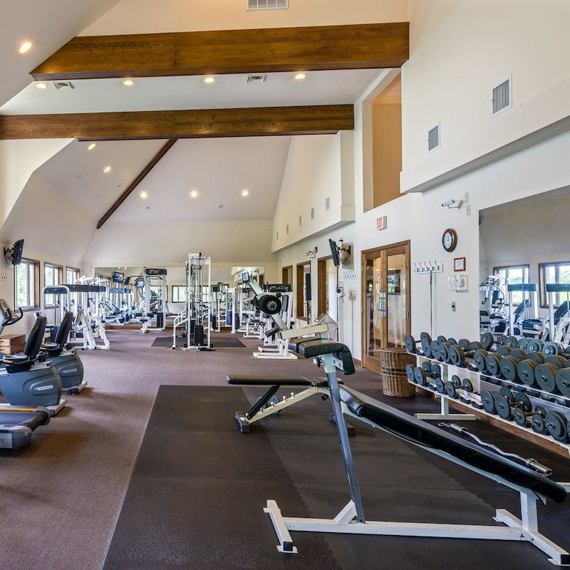 photo of gym