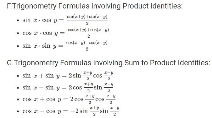 Formula Trigonometry-3