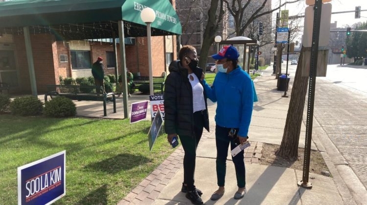 Light turnout so far in election day balloting - Evanston Now