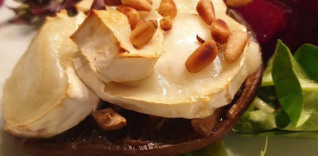 Portobello champignon