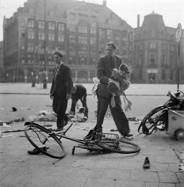 Copyright: Cas Oorthuys, collectie Nederlands Fotomuseum